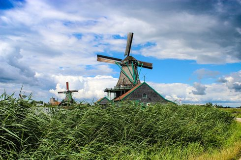 Landschaft aus nl